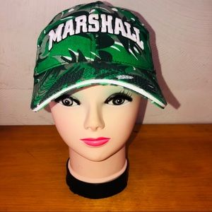 Marshall Thundering Herd adjustable hat